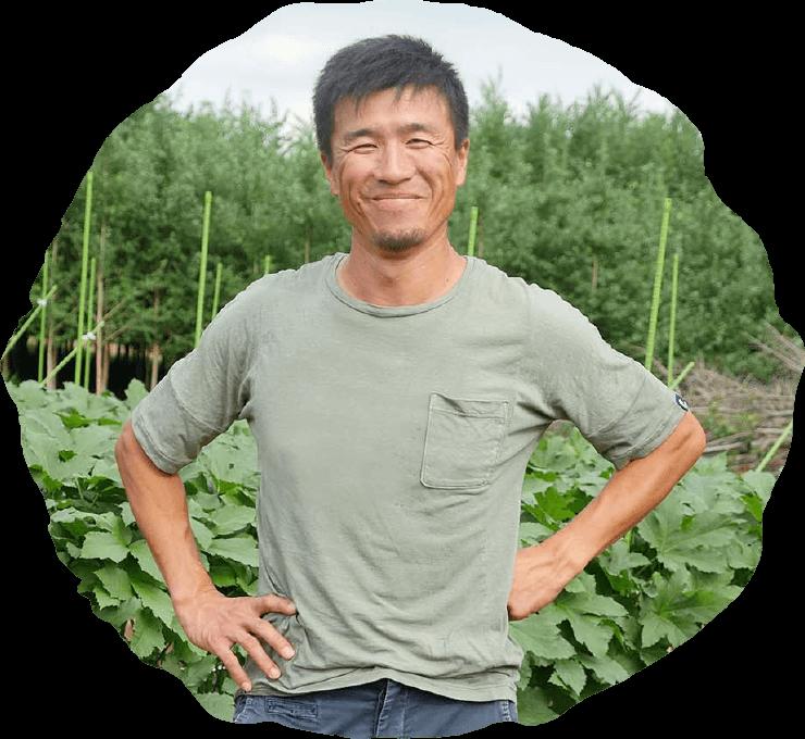 農業で独立を目指す菊地農園塾